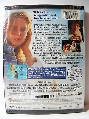 Stealing Home Dvd 1999 Mark Harmon Jodie Foster 8 99 Picclick