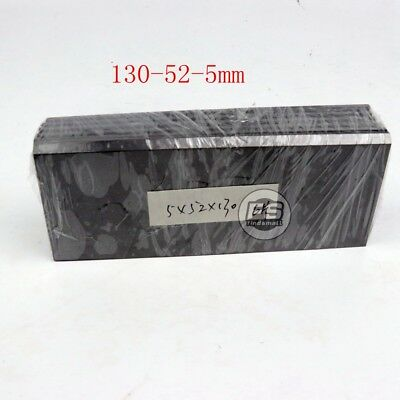 6 pcs carbon vane set for Rietschle Pump KTA 80 VTA 80 DTA 80 130-52-5mm 532778