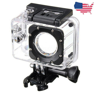 Original Lucid Underwater Waterproof Dive Housing Case Protection for SJ4000 US