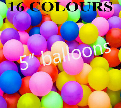 "5""inch Small Best Latex Balloons 25-2000 Quality Standard balloon Color balloon"