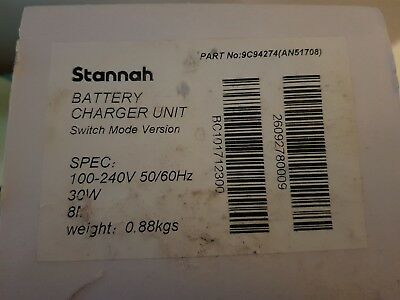stannah battery charger 300, 400, 420, 260 etc..
