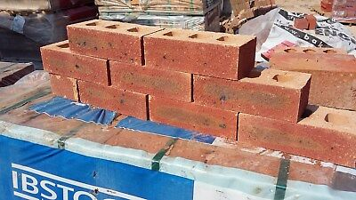 1 Pallet/Pack of Ibstock Balmoral Red Bricks (approx 500 bricks) New