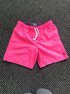 Boys Ralph Lauren Swim Shorts L (14-16)