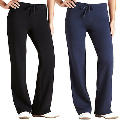 Marks & Spencer Womens Cotton Jogging Bottoms Lounge Pants New M&S Gym Joggers