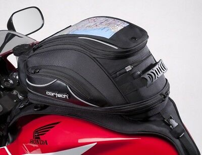 Cortech Motorcycle Gear Super 2.0 18-Liter Magnetic Tank Bag 8230050518 IN-STOCK