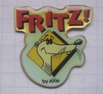 FRITZ BY AVM   / TELEKOMMUNIKATION     .......Handy Pin (162k)