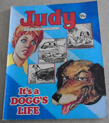 Judy  Picture Story Library Comic No 239