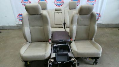 13 14 15 16 17 Dodge ram tan leather crew cab heated and cooled seats