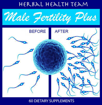 "Boost Your Sperm Count To 500%......Safely.....""Male Fertility Plus"""