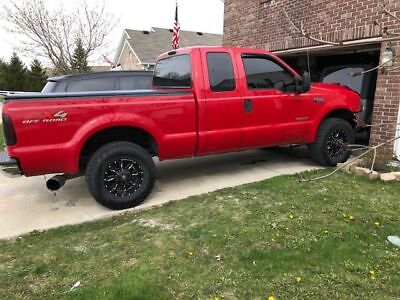 2004 Ford F-250 xlt f250 super duty xlt 6.0 diesel NO RESERVE