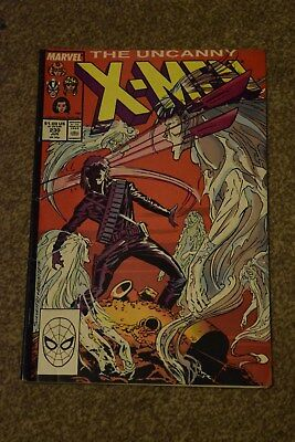 Marvel Comic.  The Uncanny X-Men.  No. 230. June. 1988. Marc Silvestri.