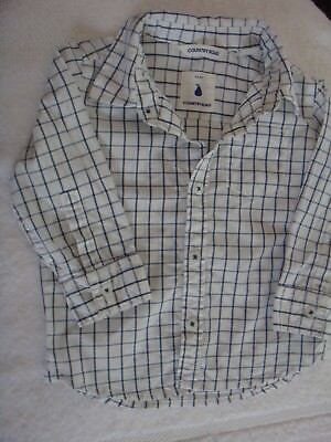 Country Road Baby Boys Long Sleeve Shirt Size 00