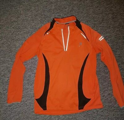 Mens Karrimor running top size Extra Large