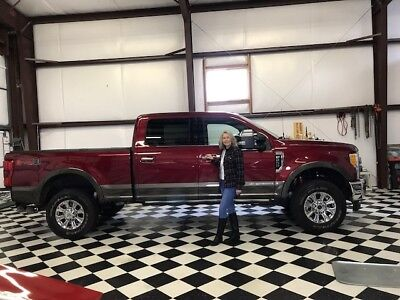 2017 Ford F-250 King Ranch Diesel 2017 Ford F-250 King Ranch Diesel 6.7