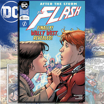 FLASH 45 Vol 5 - DC COMICS