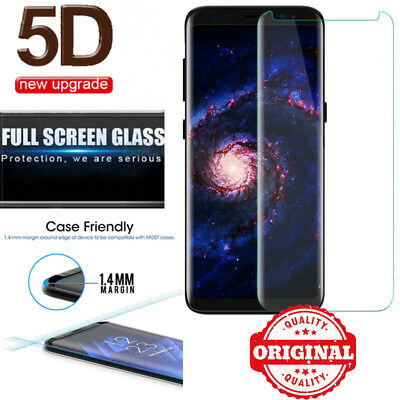 Genuine Gorilla Tempered Glass Screen Protector For Various Samsung Galaxy-CLEAR
