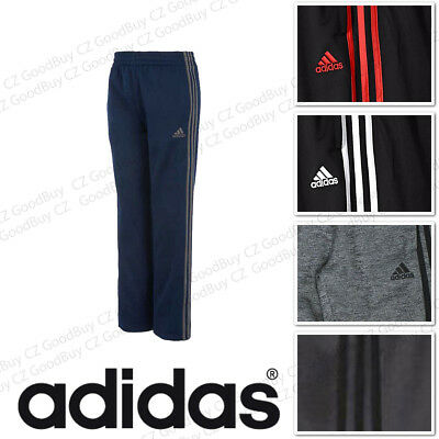 Adidas Boys Performance Youth Boys Tech Fleece-Lined Pull-on Track Pant NWT!