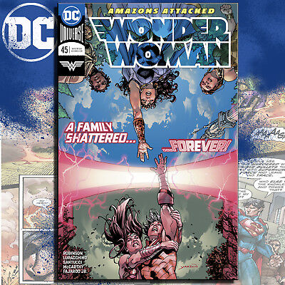 Wonder Woman 45 Vol 5 - DC COMICS