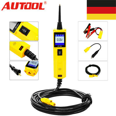 Autool BT260 Electrical System OBD Diagnostic Tool Automotive Circuit Tester DE