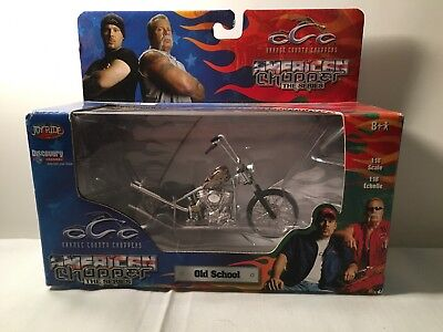 American Chopper The Series Old school Collectible NIB