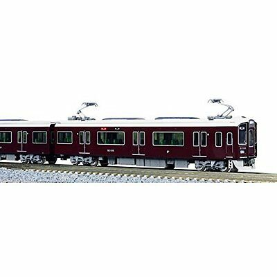 KATO 10-1278 Hankyu Electric Railway Series 9300 Basic 4-Car Set N-Scale Japan.