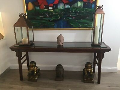 Antique Chinese Altar (Side) Table