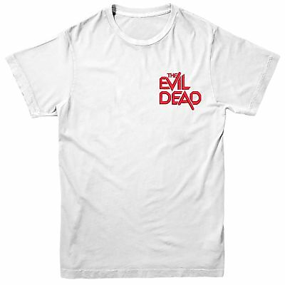 The Evil Dead T-shirt, Comedy Star Movie Inspired Embroidered Tee Top