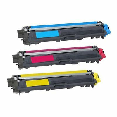 3 Pack TN225 MFC-9130CW Ink Color TN221 Toner for Brother HL-3180CDW MFC-9130CW