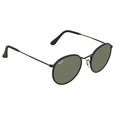 4fc9227643 RAY BAN GREEN Classic G-15 Round Mens Sunglasses RB3475Q 9040 50 ...