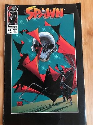 Spawn (1992) #22...Published Jun 1994 by Image