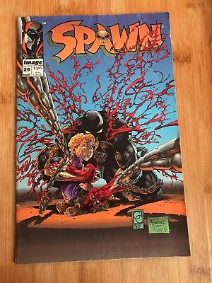 Spawn (1992) #29...Published Mar 1995 by Image.