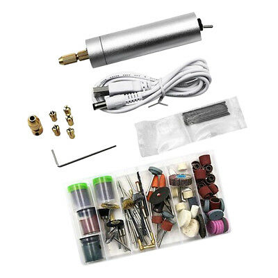 mini drill bit set hobby jewellery craft grinder electric tool #6