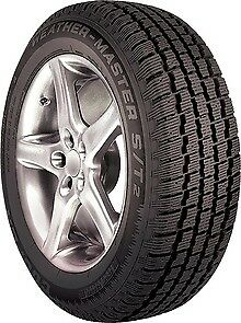 Cooper Weather-Master S/T2 225/60R18 100T BSW (4 Tires )