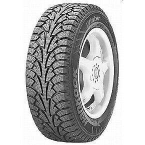 Hankook Winter I*pike W409 215/55R18 95T BSW (4 Tires)