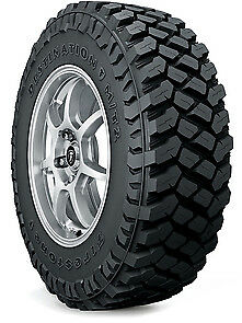 Firestone Destination MT2 LT265/70R17 E/10PR WL (4 Tires)
