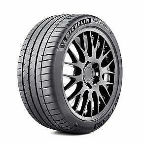 Michelin Pilot Sport 4S 265/35R20XL 99Y BSW (2 Tires)