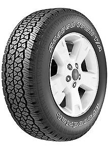 BF Goodrich Rugged Trail T/A LT245/75R17 E/10PR WL (2 Tires)