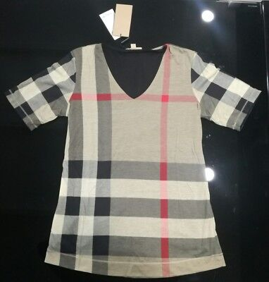 T Shirt Burberry Reversibile Donna