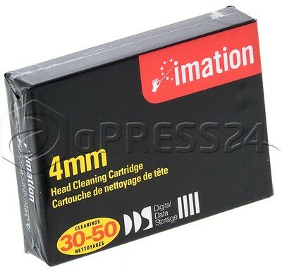 DATA CARTRIDGE IMATION 4mm DAT DDS CLEANING CARTRIDGE