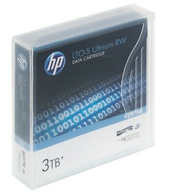 Hp C7975A 1.5Tb / 3Tb Rw Ultrium Lto-5 Data Cartridge