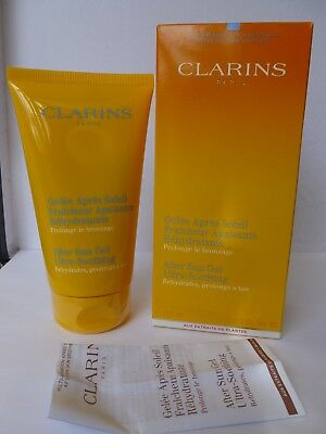 Clarins After Sun Gel Ultra-Soothing - Sealed BNIB 150ml