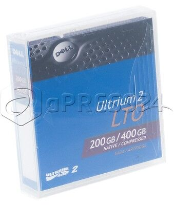 Dell LTO-2 Ultrium Data Cartridge Tape 0N0439 N0439