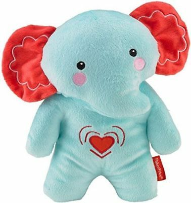 Fisher Price Calming Vibrations Cuddle Soother Blue Elephant