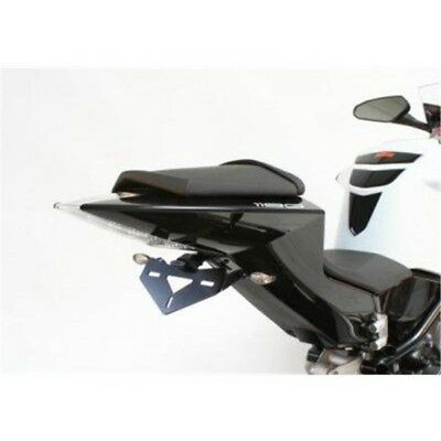 Support de plaque rc8 1190 08-11 R&g racing LP0070BK KTM 1190 RC8