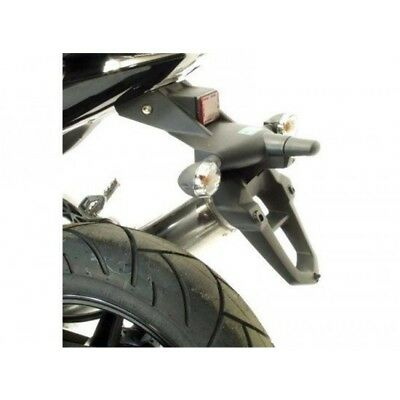 Support de plaque r&g R&g racing LP0085BK HYOSUNG COMET 125 R