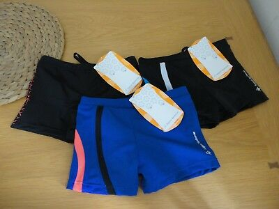 Boys Branded Swimming Trunks 3 4 5 6 7 8 9 10 11 12 years BNWT FREEPOST
