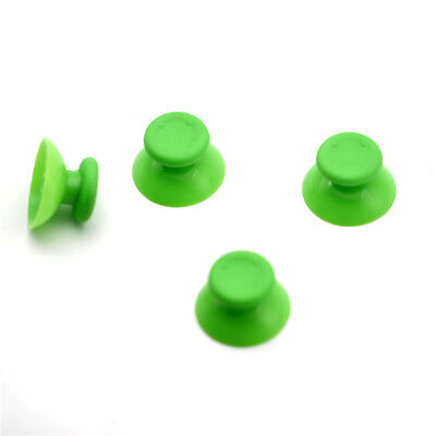 New 2X Green Replacement Analog Thumbsticks Joysticks for Xbox 360 Controller