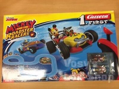 CARRERA Mickey and the Roadster Racer    - 20063013 -  Neu /OVP