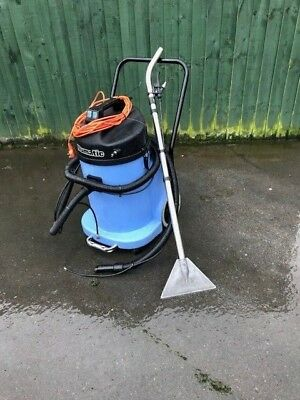 Numatic Ctd 900-2 Twin Motor Carpet Cleaner - Reconditioned - Cleaned Up