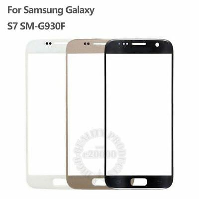 For Samsung Galaxy S7 SM-G930F LCD Replacement Front Screen Glass Lens